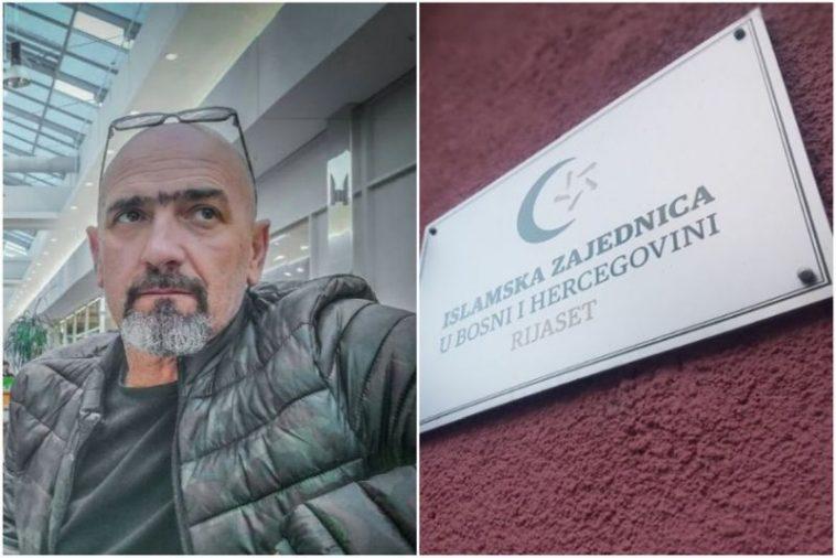 """Islamska zajednica u BiH oštro reagovala zbog Fatmira Alispahića: """"U  mubarek danima iznosite laži"""""""