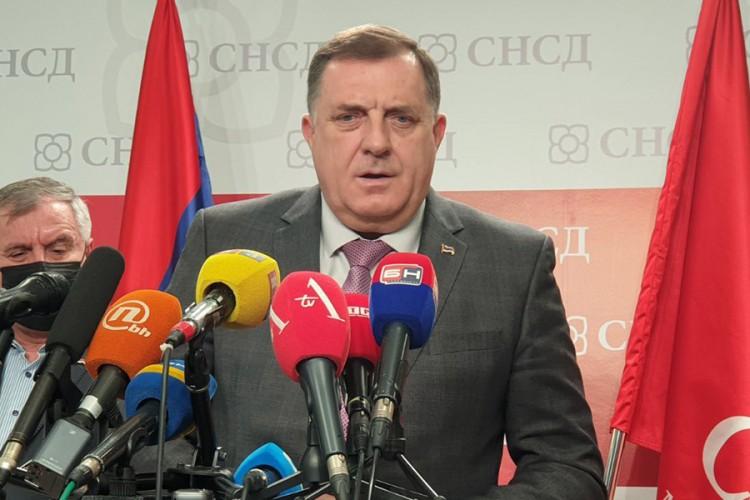 Šta je ovom čovjeku više? Milorad Dodik opasno bulazni, prijeti NATO-u konfrontacijom, kaže da je RS spremna da se brani